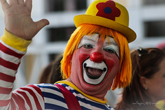 Payaso - Clown (Raul Vazquez-RVG image) Tags: portrait people digital eyes circo gente retrato clown raul alegria sonrisa mirada payaso imagen vazquez rvg