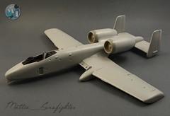 A10-A Thunderbolt - Italeri 1/48 (Mattia_EFA) Tags: nikon nikkor1855mm nikond7100