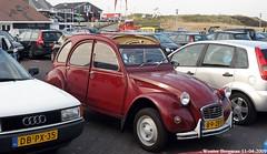 Citron 2CV 1978 (XBXG) Tags: auto old france holland classic netherlands car vintage french automobile outdoor nederland citron voiture 2cv vehicle 1978 paysbas zandvoort eend geit ancienne 2pk 2cv6 citron2cv franaise deuche deudeuche 2cv4 89zbbt