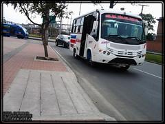 Expreso De La Sabana S,A,S, 127 (Los Buses Y Camiones De Bogota) Tags: de la colombia bogota 127 sa autobus expreso sabana busologia