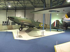 Fairey Battle Mk 1 L5343 at RAF Museum, Hendon 05.03.16 (TrevBruford55015) Tags: london museum plane 1 hall force aircraft aviation military air wwii royal battle fairey bomber raf hendon l5343