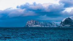 View from Moskenesoya (ihoskins57) Tags: winter sea norway fjord lofotenislands myrland nigelhoskinsphotography