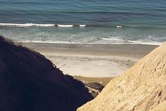 IMG_1242 (ais3n) Tags: ocean california blue light sea sky west beach nature weather canon lens photography eos prime coast la us sand san afternoon pacific path dunes horizon sigma diego sunny clear shore 7d blacks fixed dslr length available jolla focal 30mm ais3n