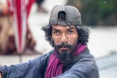 7D9_1014 (bandashing) Tags: street portrait england people man face beard manchester sharif shrine courtyard mad sylhet bangladesh beg mentalhealth socialdocumentary mazar dargah aoa shahjalal bandashing akhtarowaisahmed