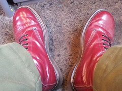 20160309_094425 (rugby#9) Tags: original feet yellow cherry boot shoe hole boots lace dr air 14 7 indoor icon wear size footwear trousers stitching comfort sole doc 1914 cushion soles dm docs eyelets drmartens bouncing airwair docmartens martens dms combats cushioned wair doctormarten 14hole yellowstitching greencombats greencombattrousers