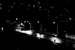 P1040301 (ono-send@i) Tags: street bridge shadow italy night lumix liguria panasonic imperia lf1