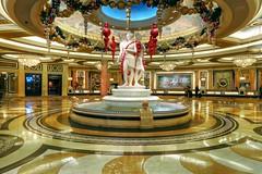 Las Vegas - Lobby of Caesars Palace