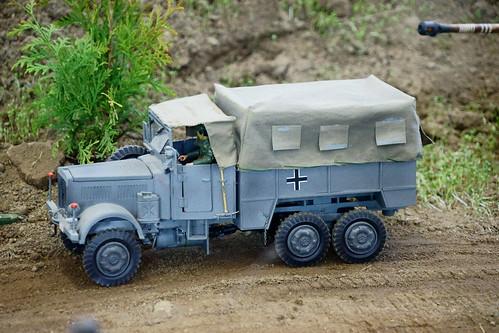 Militärlastkraftwagen