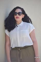 Olive (GirlWithCurves) Tags: curlyhair plussizefashion fashionblogger taneshaawasthi curvyfashion plussizecurves