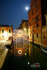 -Venezia-nottuno (improntediluce15) Tags: street bridge shadow moon streetart art wool night steel fiume luna ponte story spinning effect venezia brescia notte scintille atmosfere