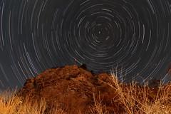 Startrail (hodorgabor) Tags: longexposure sky stars astrophotography astrophoto northstar startrail