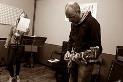 IMG_5237 (PsychopathPh) Tags: la sala musica toscana anima prato nell cantante musicisti prove chitarrista bassista batterista inaudito