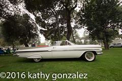 azealia1-5499 (tweaked.pixels) Tags: white chevrolet impala sideview 1959 southgate azealiafestival tweedymilegolfcourse