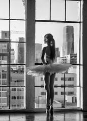 Emma Apex Photo Studio (Eric Zumstein) Tags: emma apex ballerina losangeles girl onpoint point ballet window canon aoi bestportraitsaoi elitegalleryaoi
