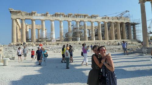 "Partenón, Atenas, Grecia <a style=""margin-left:10px; font-size:0.8em;"" href=""http://www.flickr.com/photos/141744890@N04/26054586400/"" target=""_blank"">@flickr</a>"