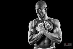 Matze K 04-1 (tschischek) Tags: gay boy man male men sport studio naked nude nikon akt body muscle hard dramatic passion flashlight strong shooting mann bodybuilder fitness drama sporty jinbei d610 fitnessmodel