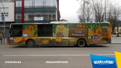 Info Media Group - Fanta, BUS Outdoor Advertising, 03-2016 (1)