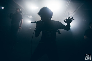 30-03-16 // The Qemists at The Waterfront Norwich // Shot by Charlie Wallis
