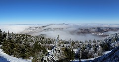 Top of the world (Kevin Hatcher Photography) Tags: snow landscape vermont samsung adventure jaypeak s5 galaxys5