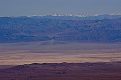 Badwater to Mt. Whitney (nebulous 1) Tags: hot nature race landscape desert mtwhitney lowest highest badwater sierranevadamountains