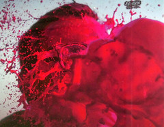 Red Splash - EXPLORE (MKP-0508) Tags: red color colour rot rouge explosion splash farbe liquid energydrink couleur relentless flssigkeit farbexplosion relentlessenergydrink