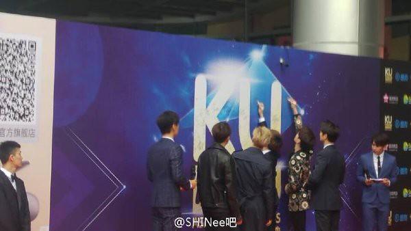 160329 SHINee @ 2016 KU Asia Music Awards' 26127122641_4e12dc1cf9_z