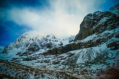 Adventures in Scotland (www.AlastairHumphreys.com) Tags: mountain snow climb scotland ben bennevis nevis cic charlesinglisclark