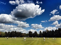 Frenchay Cricket Club v Bitton Cricket Club (Preseason friendly) - Saturday 30th April, 2016 (m.hunkin) Tags: summer sunshine clouds bristol landscape cricket cumulus cloudcover southgloucestershire cottonwoolclouds greenandpleasantland frenchaycricketclub cricketskies bittoncricketclub