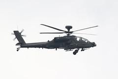 AH-64 Apache over Weybourne Garden (10) (Rowettia) Tags: uk apache aircraft norfolk ah64 weybourne weybournegarden