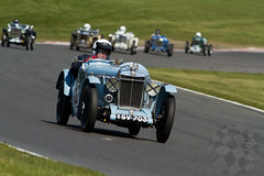 MGCC Triple M Race MG PA Sport (Hamish McNinch) (motorsportimagesbyghp) Tags: brandshatch maryharristrophy mgcarclub mgcars mgpa mgpasport motorsport motorracing hamishmcninch triplem worldcars