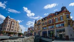 A sunny day in Plovdiv (DeSjönIs) Tags: leica travel europe bulgaria asph plovdiv 21mm ultrawideangle leicam f34 пловдив 11145 републикабългария superelmar republikabǎlgarija