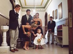 Baltimore Wedding Photographer | flower girl (Baltimore Wedding Photographer) Tags: wedding flower girl photography cross photojournalism baltimore holy barefoot reality federalhill ligthouse johnheredia baltimorebride bestinbaltimore