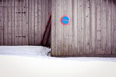 Untitled #87 (Markus Moning) Tags: park schnee snow sign canon eos austria sterreich mark no iii parking htte hut 5d ban untitled moning verbot vorarlberg parkverbot bregenzerwald at markusmoning schoppernau gemeindeschoppernau