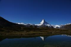 Matterhorn (logikfehler) Tags: berg see matterhorn