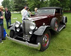 1932 Packard Twin Six Convertible Coupe (JCarnutz) Tags: 1932 packard gilmorecarmuseum twinsix cccagrandexperience