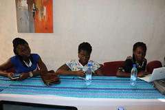 IMG_0085 (Seigla) Tags: bnin lection prsidentielle tweetup bninvote