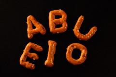 Eat Your Words (Caroline.32) Tags: macro pretzels 12mm nikond3200 extensiontubes oneofthesethings macromondays 18140mmlens
