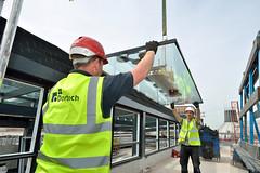 DSC_0205 (jamesutherland) Tags: glass skylight aluminium glazing curtainwall rooflight curtainwalling entrancedoors aluminiumwindiows