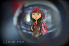 if the doorbell rings late at night... (photos4dreams) Tags: fairytale ball toy doll crystal brothers ooak littleredridinghood spielzeug mattel puppe kugel mrchen grimm kristall custommade repaint pppchen rotkppchen ss kristallkugel photos4dreams photos4dreamz thisismydesign p4d everafterhigh cerisehood dollmakeupartist throughthecrystalballp4d fromcerisehoodtoloreleyp4d
