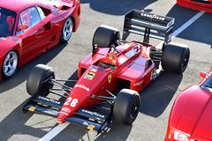 Ferrari F187 (André.32) Tags: italy cars car japan race photography super f1 ferrari racing exotic formula motorsports formula1 supercar motorsport racingcar supercars autosport fsw sportcar sportcars worldpremiere fujispeedway 富士スピードウェイ f187 ferrarif187 bingosports