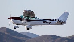 Cessna 172N N6513D (ChrisK48) Tags: airplane aircraft 1979 skyhawk 172 dvt phoenixaz kdvt cessna172n phoenixdeervalleyairport n6513d
