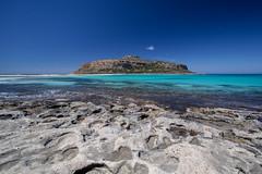 Balos lagoon - Crete Greece (Mau&Sa) Tags: beach canon island mediterranean turquoise lagoon creta crete laguna peninsula spiaggia 1740 isola penisola canon1740 balos eos5dmarkii