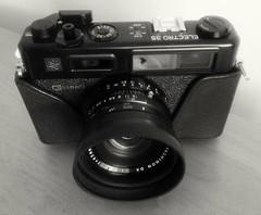 Yashica Electro 35 (jcbkk1956) Tags: film analog 35mm rangefinder electro manual yashica yashinon