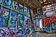 LA ZOO 167 final (NatashaBishop) Tags: graffiti losangeles griffithpark hdr oldzoo natashabishop griffithparkoldzoo theoldzoo losangelesoldzoo
