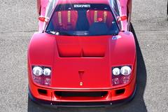 Ferrari F40 LM (Andr.32) Tags: cars car japan race photography super ferrari racing exotic lm motorsports supercar motorsport racingcar supercars autosport f40 fsw sportcar sportcars worldpremiere fujispeedway ferrarif40 f40lm  ferrarif40lm bingosports