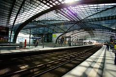 Berlin Hauptbahnhof (glenlivet) Tags: berlin hauptbahnhof