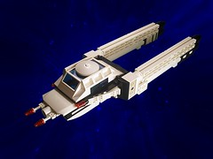 Futuron Y77 (Crimso Giger) Tags: lego moc ralphmcquarrie starfighter spacefighter futuron