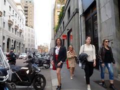 Milan - Corso Matteotti (Alessia Cross) Tags: tgirl transgender transvestite crossdresser travestito