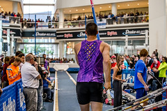 Pole Vault at Capital Square (Phil Roeder) Tags: athletics iowa athletes polevault desmoines trackandfield drakerelays canonef70200mmf4lusm canon6d