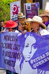 20160424 VIVAS NOS QUEREMOS CDMX (3) (ppwuichoperez) Tags: las primavera de nacional contra nos violencia marcha vivas morada genero queremos feminicidios cdmx machistas violencias vivasnosqueremos